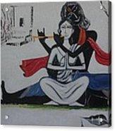 Gopi Bhaava Acrylic Print