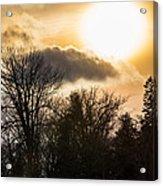 Gorgeous Sky Acrylic Print