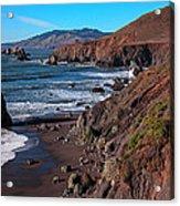Gorgeous Sonoma Coast Acrylic Print