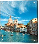Gorgeous Venice Acrylic Print