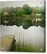 Gorham's Pond Acrylic Print
