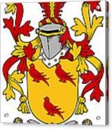 Gormley Coat Of Arms Irish Acrylic Print