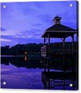 Gorton Pond Rhode Island Acrylic Print