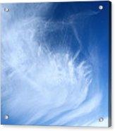 Gossamer Sky Acrylic Print