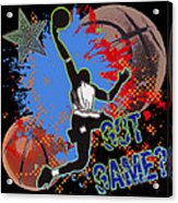 Got Game? Acrylic Print