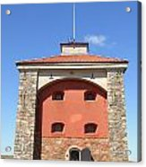 Gothenburg Fortress 07 Acrylic Print