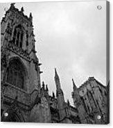 Gothic Appearance Acrylic Print