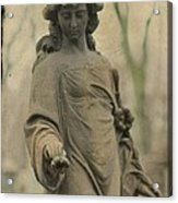 Gothic Stone Acrylic Print