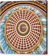 Gov001-12 Acrylic Print by Cooper Ross