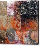 Grace And Chaos Acrylic Print