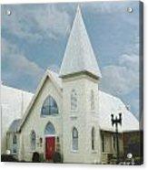 Grace Church Acrylic Print