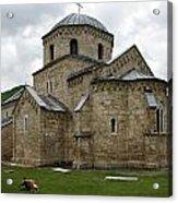Gradac Monastery Acrylic Print