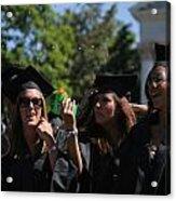 Graduation Uva Acrylic Print