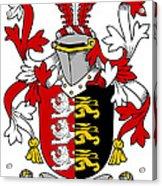 Grady Coat Of Arms Irish Acrylic Print