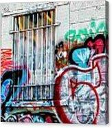 Graffiti 14 Acrylic Print