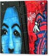 Graffiti 15 Acrylic Print