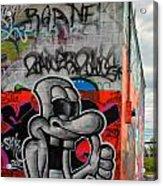 Graffiti 16 Acrylic Print