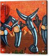 Graffiti 17 Acrylic Print