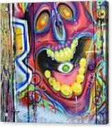 Graffiti 2 Acrylic Print