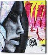 Graffiti 5 Acrylic Print