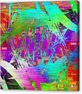 Graffiti Cubed 2 Acrylic Print
