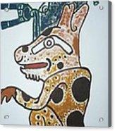 Gran Jaguar Iv Acrylic Print