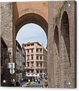 Granada Old City Gateway Acrylic Print