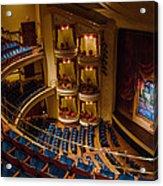 Grand 1894 Opera House - Galveston Acrylic Print