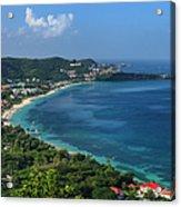 Grand Anse Bay, Grenada Acrylic Print