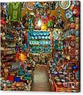 Grand Bazaar - Istanbul Acrylic Print