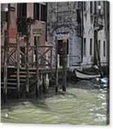 Grand Canal Style Home Sweet Home Acrylic Print