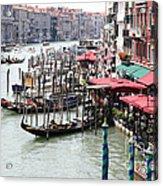 Grand Canal, Venice Acrylic Print