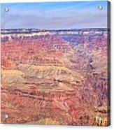 Grand Canyon 24 Acrylic Print