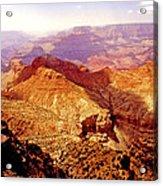 Grand Canyon Arizona Usa Acrylic Print