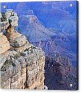 Grand Canyon At Dawn Acrylic Print
