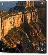 Grand Canyon Cape Royal Acrylic Print