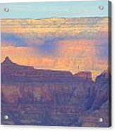 Grand Canyon Dawn 4 Acrylic Print