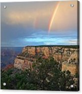 Grand Canyon Following The Storm Acrylic Print