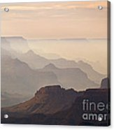 Grand Canyon From Lipan Point Acrylic Print by Alex Cassels