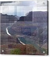 Grand Canyon Guano Point Acrylic Print