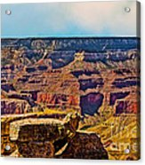 Grand Canyon Mather Viewpoint Acrylic Print