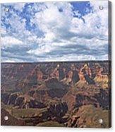 Grand Canyon Np Daytime Panorama Acrylic Print