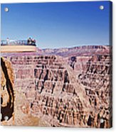 Grand Canyon Skywalk, Eagle Point, West Acrylic Print