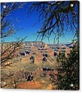 Grand Canyon - South Rim 1  Acrylic Print
