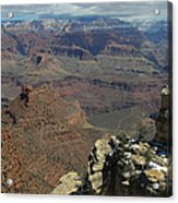 Grand Canyon View 6 Acrylic Print