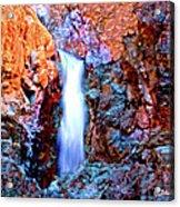 Grand Canyon Waterfall Acrylic Print