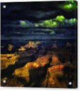 Grand Cayon 35 Acrylic Print