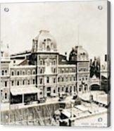 Grand Central, 1886 Acrylic Print