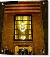 Grand Central Acrylic Print