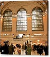 Grand Central 's Main Terminal Acrylic Print